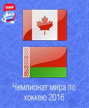 Хоккей Канада - Белоруссия