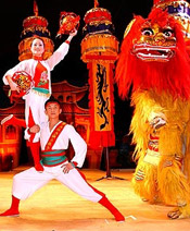 Императорский Пекинский Цирк