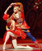 Одноактные балеты