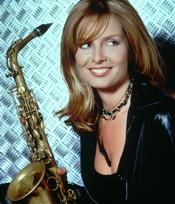 Кэнди Далфер (Candy Dulfer), саксофон