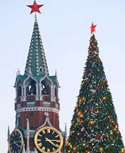 Ёлка в Кремле