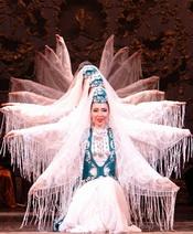 Юбилей Государственного ансамбля песни и танца Татарстанa