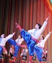 Юбилей Национального ансамбля танца Украины