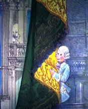 Волшебная флейта. Балет