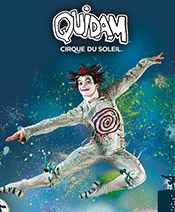 Цирк дю Солей, шоу Quidam