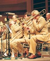 Джазовый оркестр имени О.Лундстрема