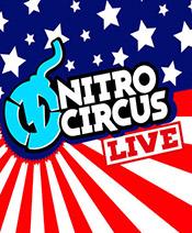 Экстремальное шоу Nitro Circus Live