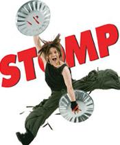 Концерт шоу Stomp
