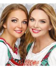 Варвара и Марина Девятова