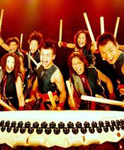 Шоу японских барабанщиков Yamato