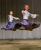 Ансамбль танца Казаки России