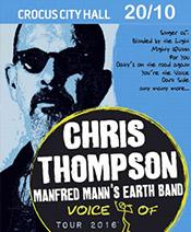 Крис Томпсон (Chris Thompson)