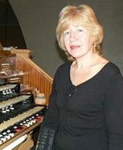 Людмила Голуб, орган