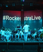 Шоу Rockestra live