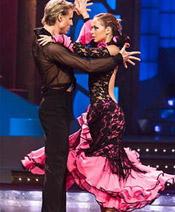 Шоу Танцы и звезды