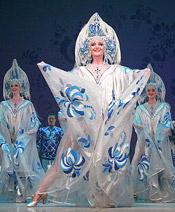 Московский театр танца Гжель