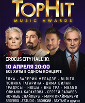 Премия Top Hit Music Awards